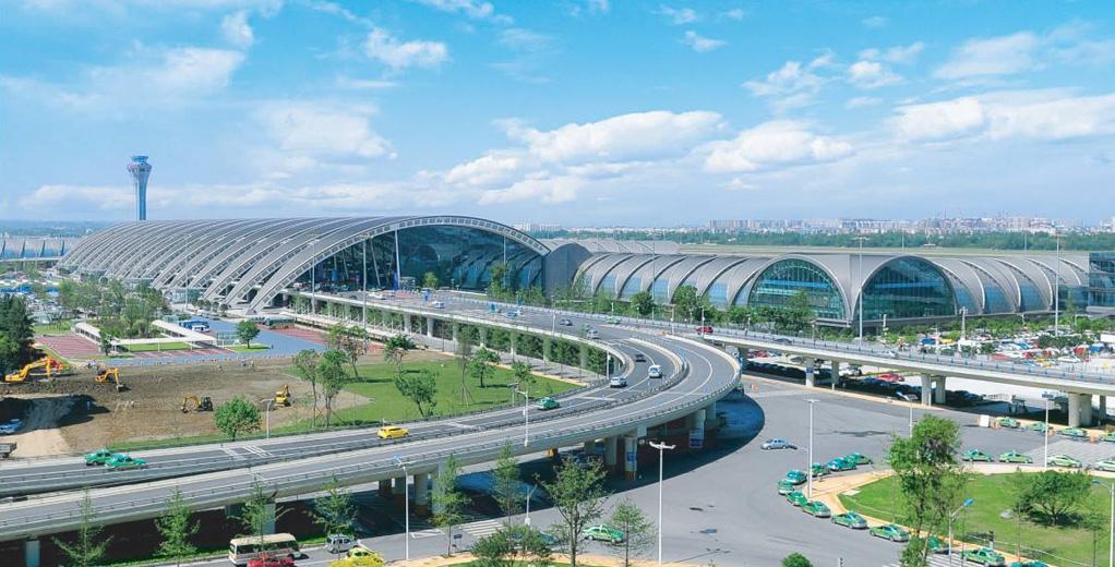 雙流國際機場采用低煙無鹵電纜等產品